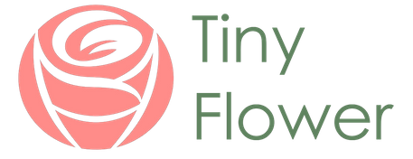 Tiny Flower logo